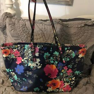 Merona floral bag